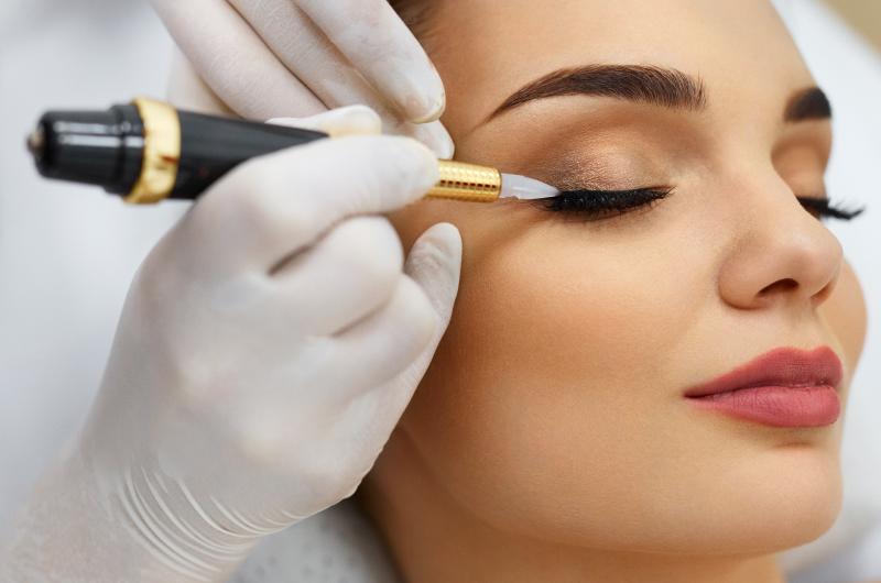 Eyeliner permanente